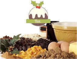 Christmas Pudding 10