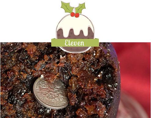 Christmas Pudding 11