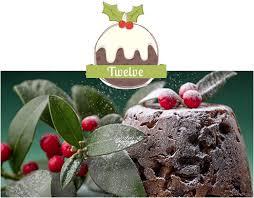 Christmas Pudding 12