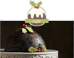 Christmas Pudding 8