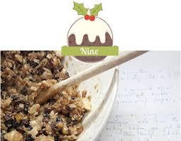 Christmas Pudding 9