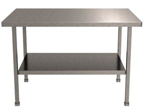 Stainless Steel Table 1