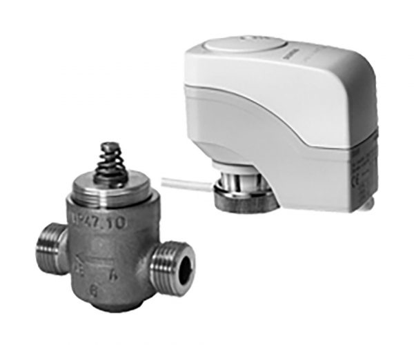 Two Way Water Control Valve (cooler)