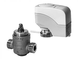 Two Way Water Control Valve (heater)