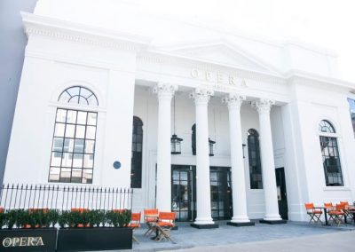 Opera-Entrance