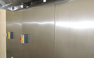 PVC & Stainless Steel Wall Cladding