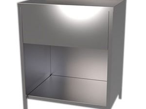 Plain Top Shelf Unit