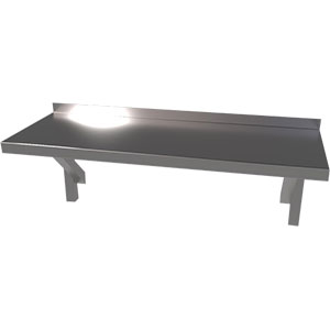 Heavy Duty Wall Shelf