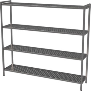 Perforated Racks (3 & 4 Tier)