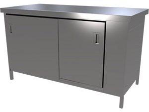 Plain Top Hot Cupboard