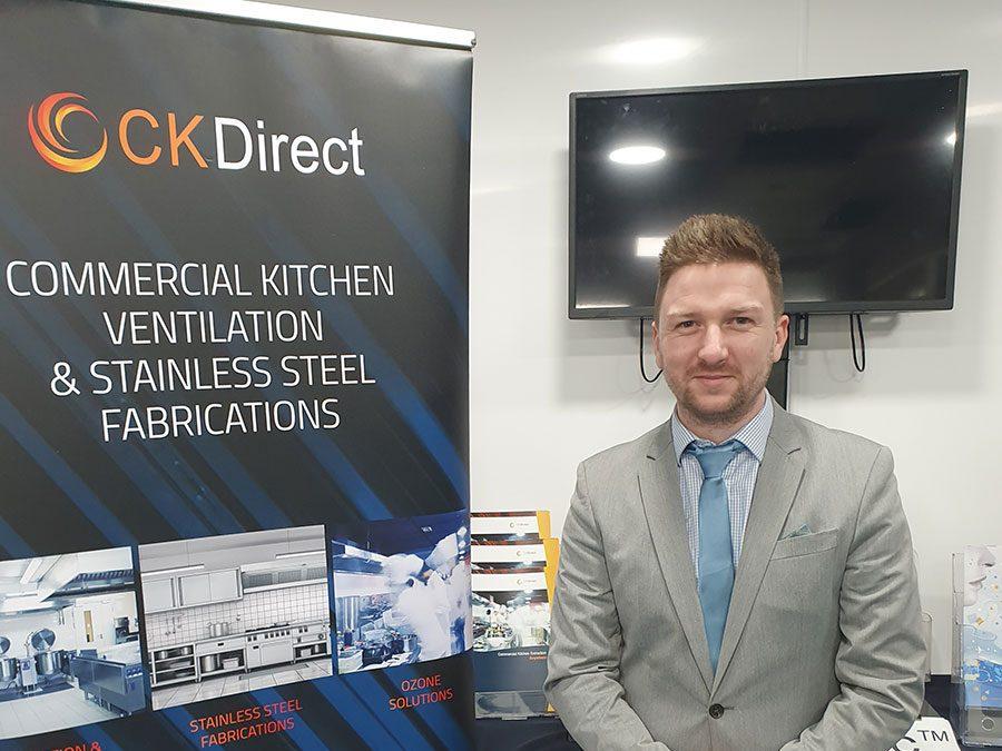 CK Direct Appoint New Mechanical Design Engineer: Andy Fletcher