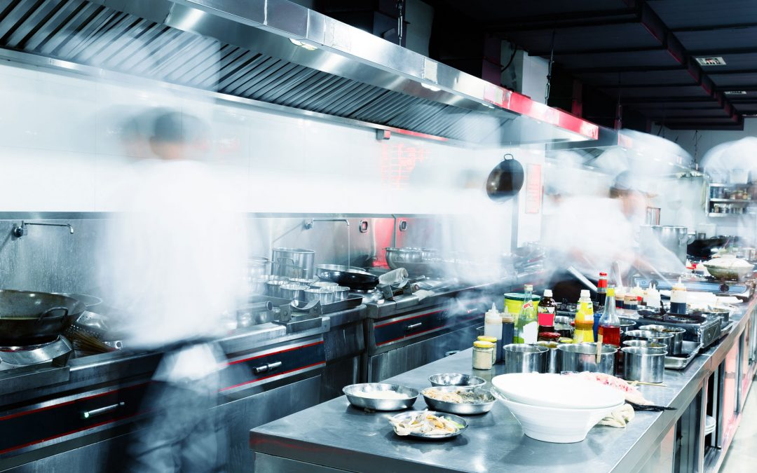 Preventing the risk of a fire in your commercial kitchen
