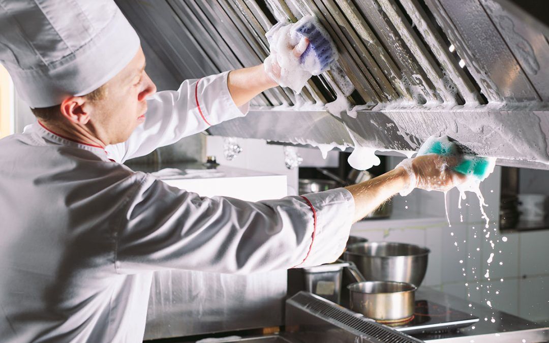 3 Questions to Consider for Reopening Your Commercial Kitchen Post COVID-19