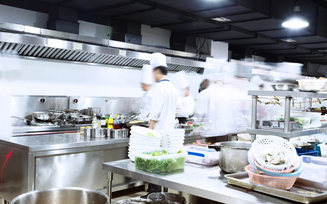 Kitchen extraction units and the importance of kitchen hygiene in light of the coronavirus pandemic