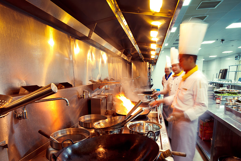 The Most Common Commercial Kitchen Accidents & How to Prevent Them