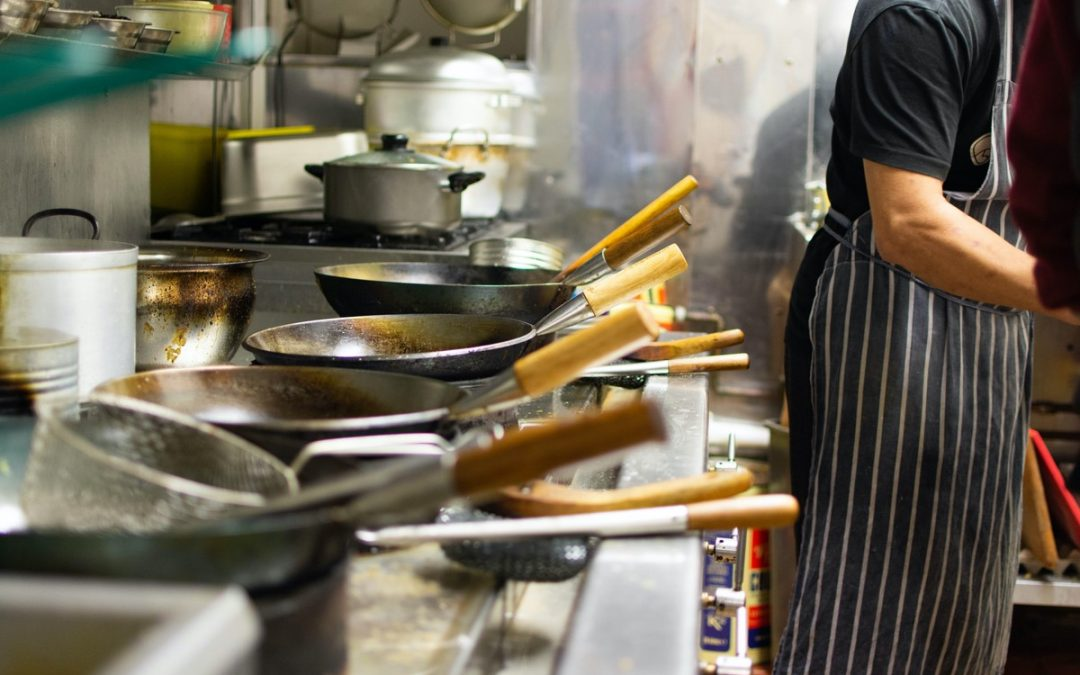 How to keep your takeaway kitchen clean and hygienic during second lockdown